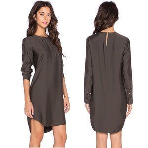 18c5bb24ae James Perse Dresses - NWT ret $295 James Perse satin shift dress